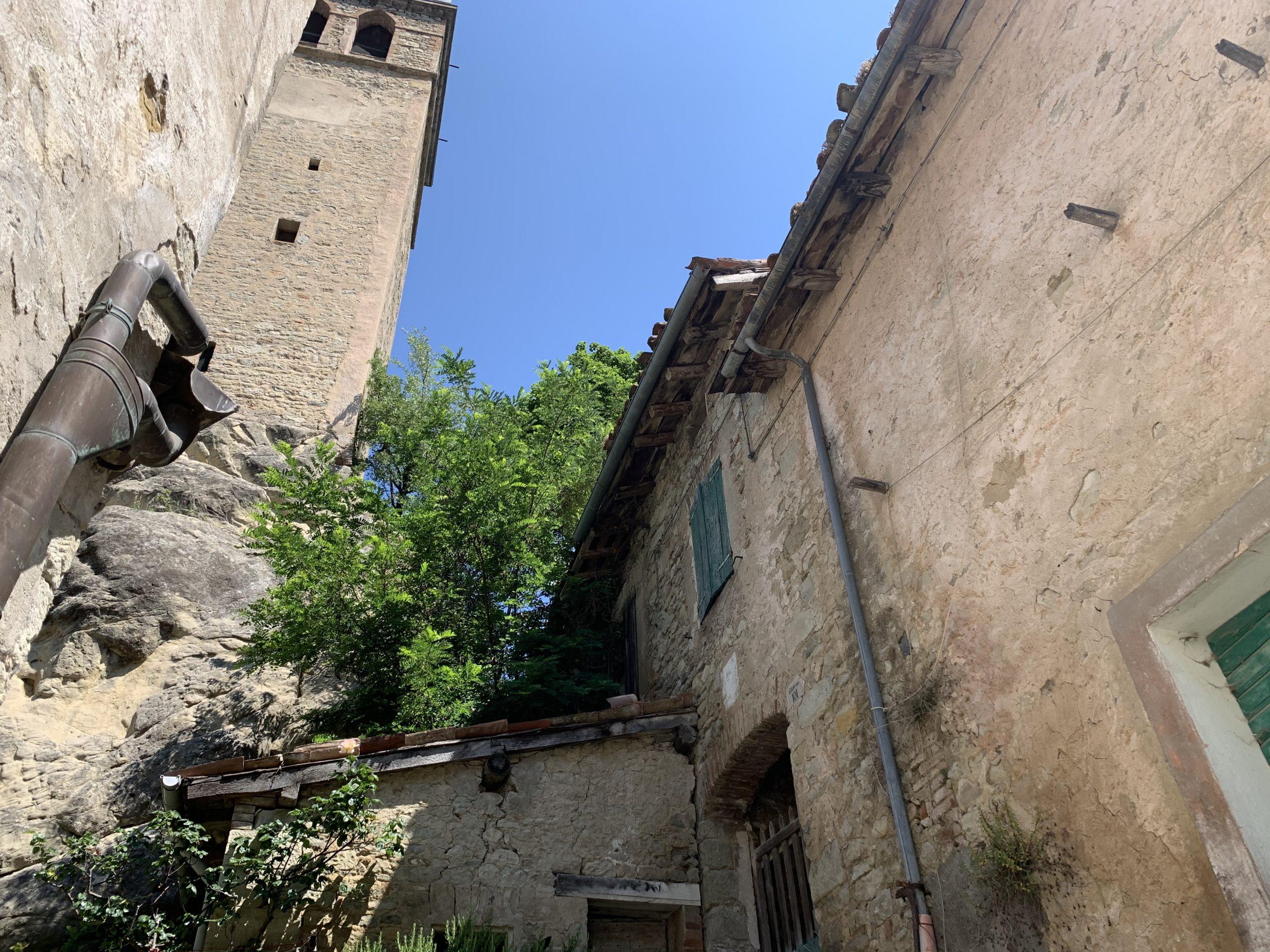Rustico in borgo